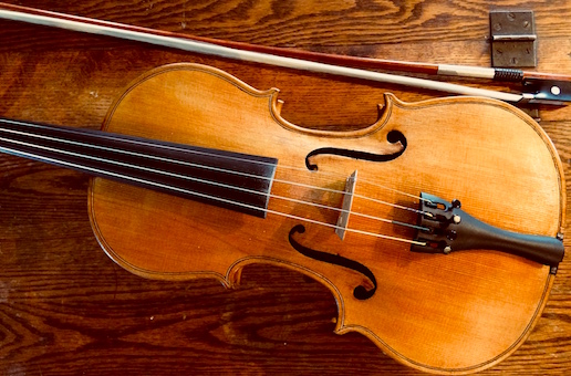 randal bays fiddles and bows